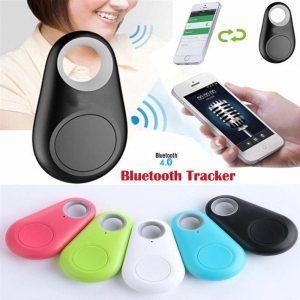 Pets Smart Mini GPS Tracker Anti-Lost Waterproof Bluetooth