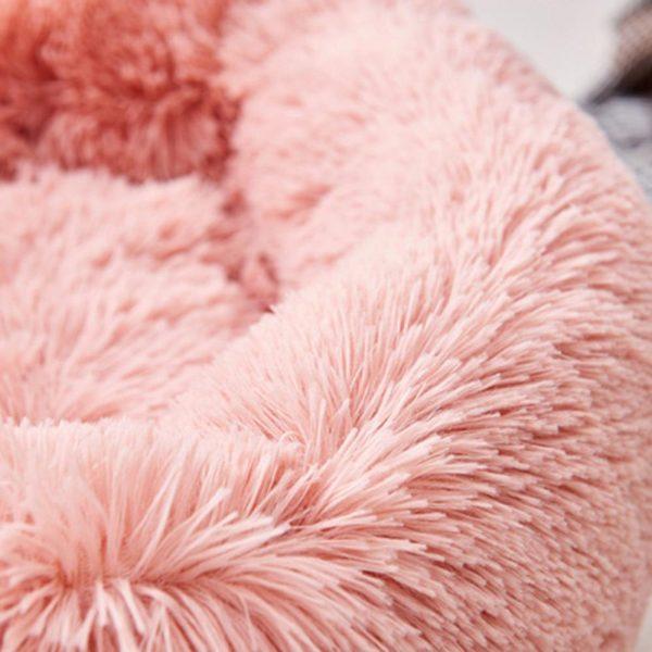 Super-Soft-Dog-Bed-Round-Washable-Long-Plush-Dog-Kennel-Cat-House-Velvet-Mats-Sofa-For-10