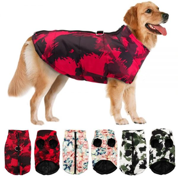 Waterproof Jacket Small, Medium and Large Dogs